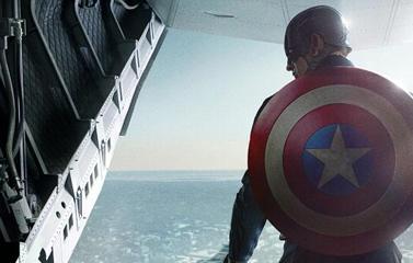 New Captain America 2 Poster