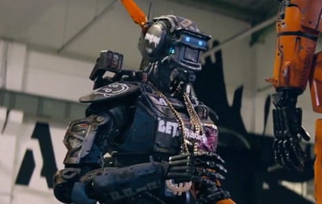 Chappie Directed by Niel Blomkamp